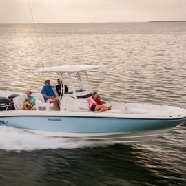See New Whaler Models on display in Europe this winter!