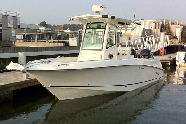 250 OR Vitamin Sea ready for sea trial