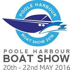 Poole Boat Show Logo 2016