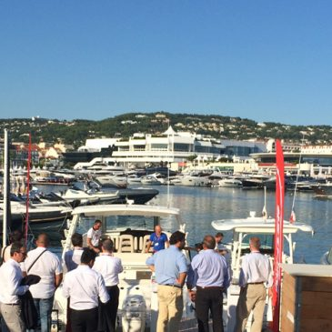 "Cannes Yachting Festival 2019 –  view our ""Big Bostons"" on the French Riviera!"