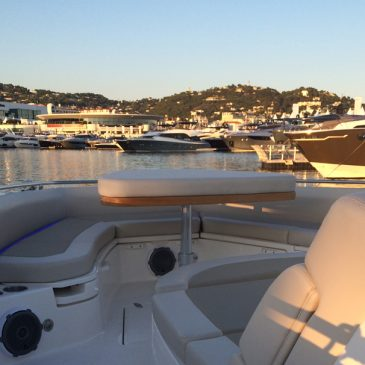 Boston Whaler at the 2016 Cannes Yachting Festival – 6 to 11 September 2016