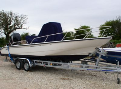 Pre-owned 220 Dauntless 2005 – UNDER OFFER