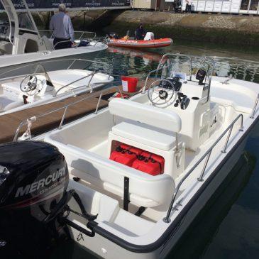 UK Debut of the new Boston Whaler 170 Montauk 2018 Model – coming soon!