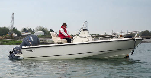 Pre-owned 190 Outrage SOLD