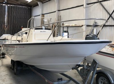 Used 220 Dauntless UNDER OFFER